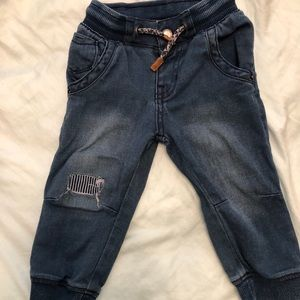 Baby Jogger ripped Jeans size 18M